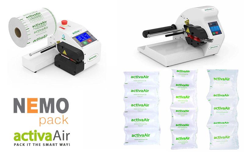Προστατευτική συσκευασία ACTIVA AIR | Nemopack.gr