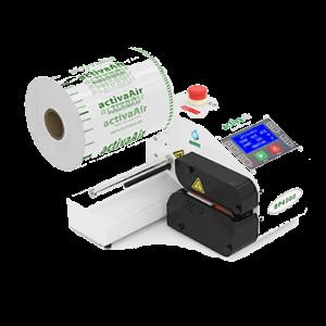 Μηχανήματα παραγωγής μαξιλαριών αέρα - Προστατευτική συσκευασία
